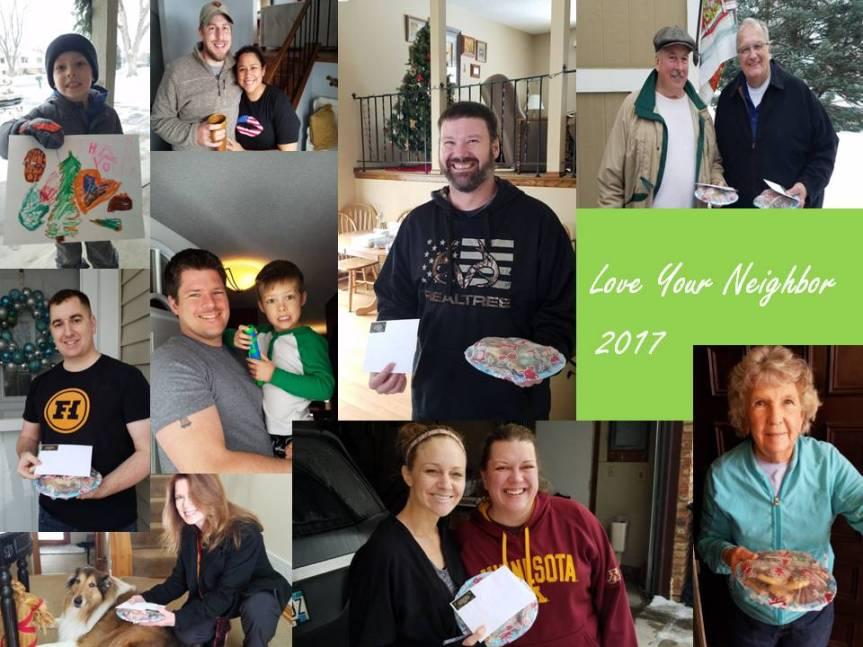 Love Your Neighbor 2017