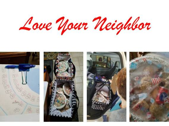 Love Your Neighbor 2018