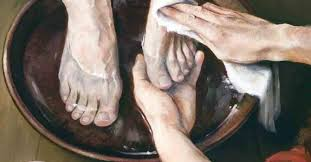 Washing Feet faith and leadership dot com